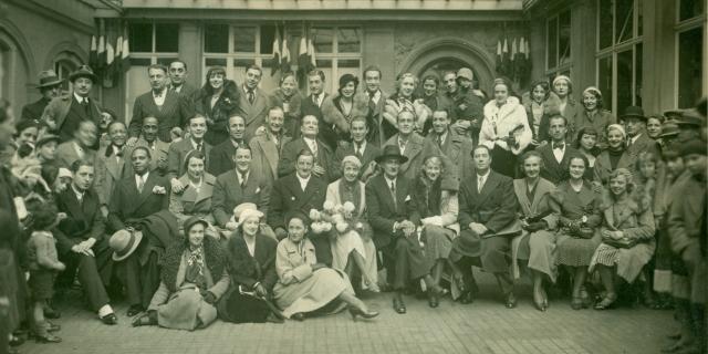 Mistinguett Tour, Paris 1932